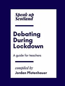Debating During Lockdown: A Guide for Teachers