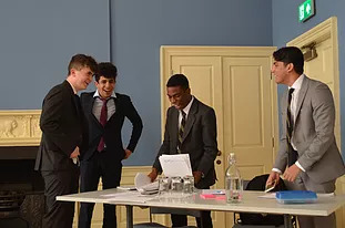 Mace debating competition