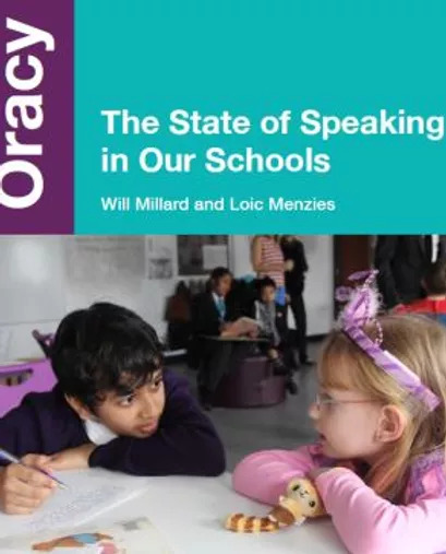 state of speaking