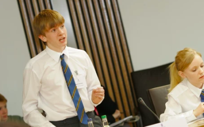 Monthly Debating Tips & Resources: Delivering a Great Speech from Opening Proposition